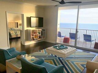 Tidewater 2205 | Beachfront Condo | Sauna | Game Room!