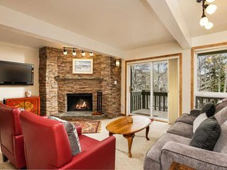 Snowmass slopeside rental. Patio, Grill.  Remodeled Kitchen           Elevator &