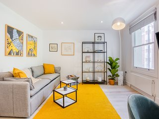 Spacious 1Bed in Fulham, 5 mins to River Thames