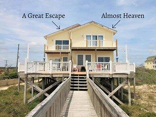 A Great Escape + Almost Heaven