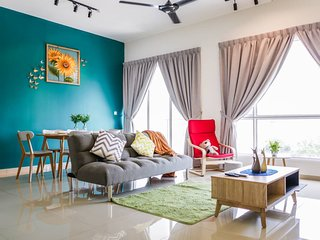Gemini Modern FamilyStyle Homestay-3BR.AirportView