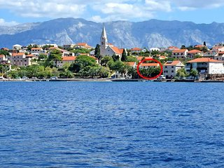 Four bedroom apartment Sumartin (Brač) (A-17090-a)
