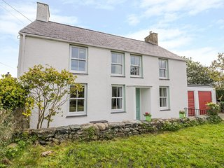 BRON SINAI, pet-friendly, WiFi, in Llangybi