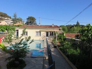 Maison de 45 m² avec piscine