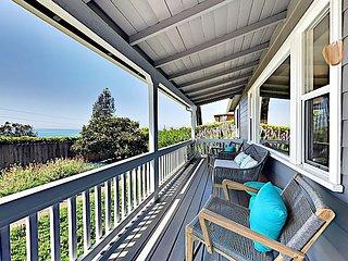 TurnKey - Summerland Ocean-View Cottage