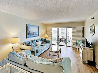 Updated All-Suite Condo w/ Heated Pool & Private Balcony - Steps to the Beach