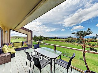 New Listing! Waikoloa Golf & Beach Getaway (Honu Hale)Pool & Ocean-View Lanai