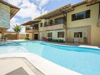 Casa em Condominio na praia de  Cotovelo - CT02 CASA-TORRALBA-02