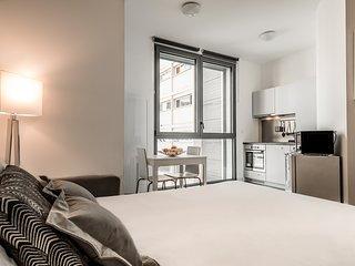 Appartement contemporain et lumineux