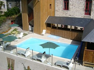 Appartement abordable avec Kitchenette ! Piscine + Wi-Fi