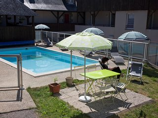 Appartement abordable 30m2 + kitchenette ! Piscine + Wi-Fi