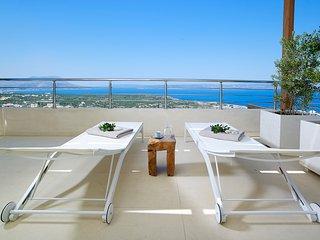 Kokkinon Khorion Villa Sleeps 6 with Pool and Air Con - 5792257