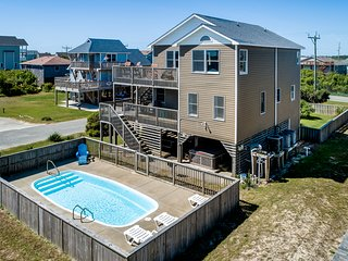 Beachcomber's Paradise | 295 ft from the beach | Dog Friendly, Private Pool, Hot