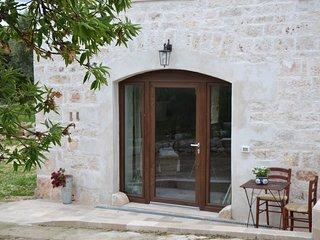 Appartamento in antico casale in pietra del 1800