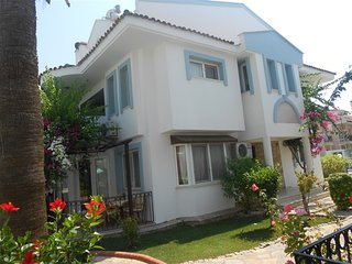 Stunning 3 Beds with kids pool private villa rentals in Turkey
