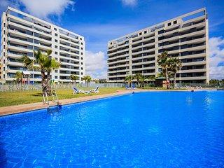 Luxury first floor apartment, Panorama Mar, Punta Prima