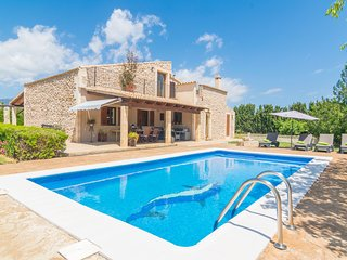 FINCA MIRALLES - Villa for 6 people in Buger