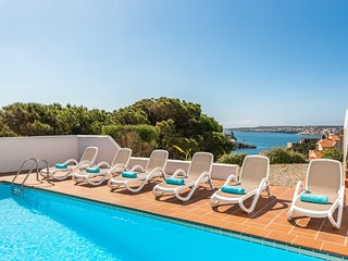 Villaser - nice seaview and pool