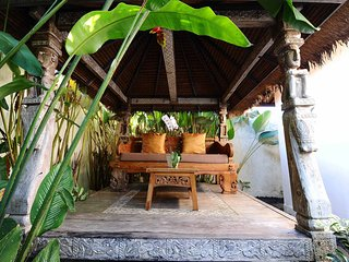 Villa Asri - a private escape in Penestanan, Ubud