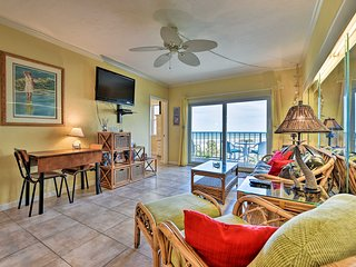 NEW! Jacksonville Beachfront Condo w/ Pool Access!