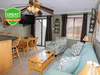 NO BAIT & SWITCH PRICING | Includes Parking/Cleaning | 2BR/2BA | Sleep 6 | ML307