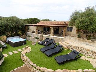 Magdala, Villa & Dépendance in campagna. Relax vicino al mare smeraldo.