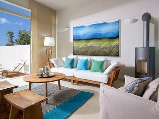 Kokkinon Khorion Villa Sleeps 6 with Pool and Air Con - 5792260