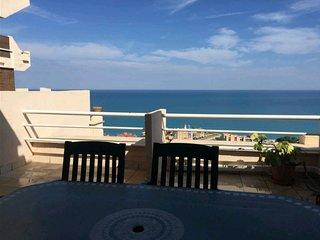 Fabuloso piso con vistas al mar