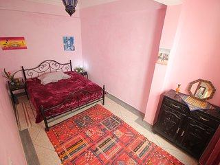 Gemütliches Gästezimmer in Tamraght