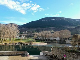 Résidence du Bord du Tarn - Vue exceptionnelle sur la rivière et les montagnes