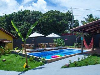 Casa Mangaba na Vila Amarela
