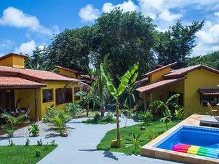 Casa Caja na Vila Amarela