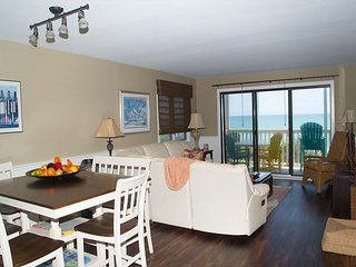 Recently Renovated Oceanfront Condo in Beacon's Reach!