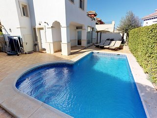 Villa SylvanDale-A Murcia Holiday Rentals Property