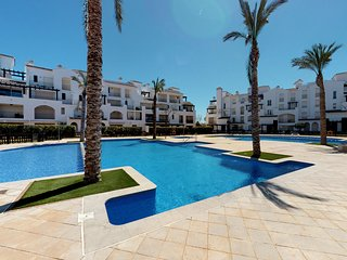 Sunset View - A Murcia Holiday Rentals Property