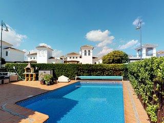 Villa Palometa - A Murcia Holiday Rentals Property