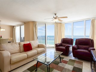 SeaSpray Perdido Key Condo #803 ~ 2 Bedroom Gulf Front