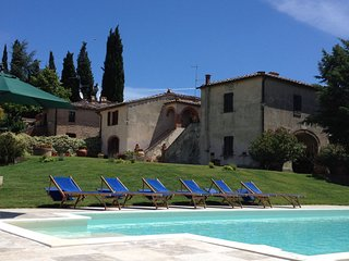 Casale Le Borghe - Apartment n.2 (6 guests) - Montalcino,Toscana