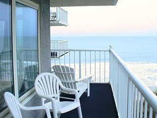 Seawatch South 403- Relax on the large balcony with this perfect view!!!!