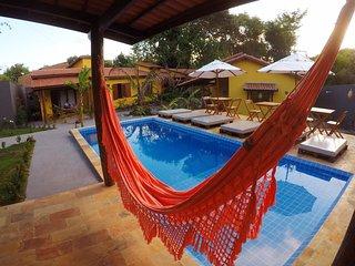 Casa Maracujá na Vila Amarela