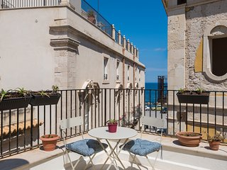 Mirabella Terrace in Ortigia