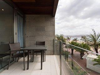 Great terrace sea front