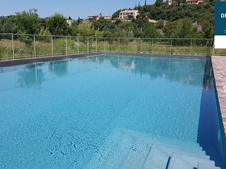 AGAY Rive Nature : 3 pieces de standing calme piscine 170LA