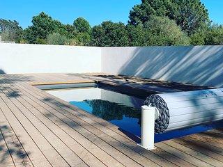 Villa Neuve avec piscine chauffée sur terrasse 65m2 Cala Rossa
