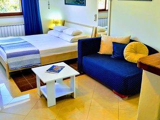 Apartments Iris-Studio-Terrace-WI-FI-Parking-AC