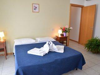 Appartamento Bilocale per 3 persone con cucina e bagno privato