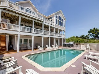 The Little Mermaid | 75 ft from the beach | Private Pool, Hot Tub | Corolla