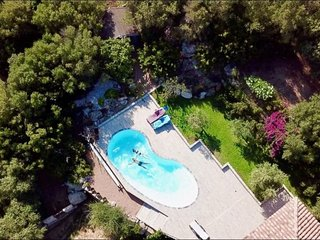 Corse du sud pour 2, piscine, 5mn de la plage et village