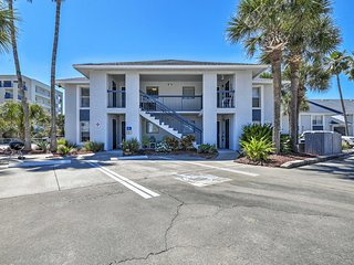 Waterfront New Smyrna Beach Condo with Pool!