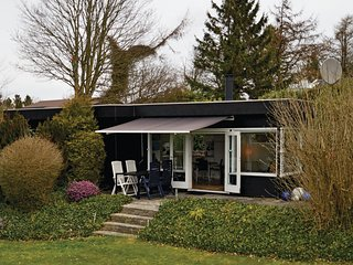 Amazing home in Bogø By w/ WiFi and 2 Bedrooms